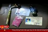 Tổ công tác 141 bắt đối tượng tàng trữ ma túy